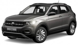 Volkswagen T-CROSS CITY 1.0TSI